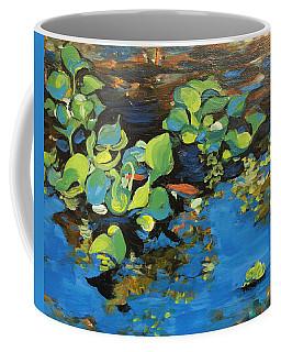 Laura's Pond I Coffee Mug