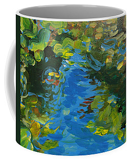 Laura's Pond II Coffee Mug