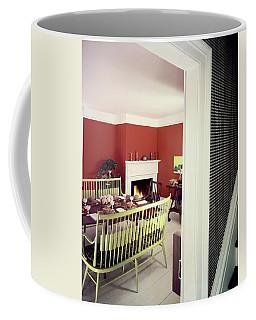 Laurens W. Macfarland's Dining Room Coffee Mug