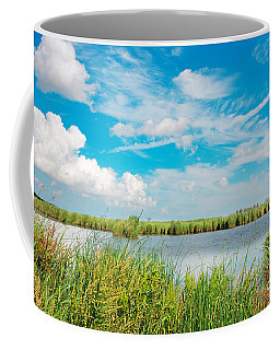 Lauwersmeer National Park. Coffee Mug
