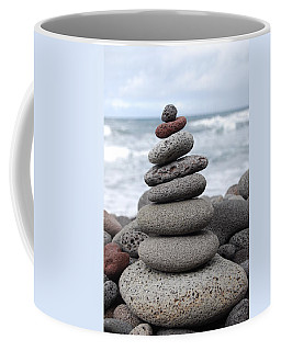 Lava Cairn Coffee Mug