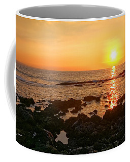 Lava Rock Beach Coffee Mug