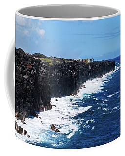 Lava Shore Coffee Mug