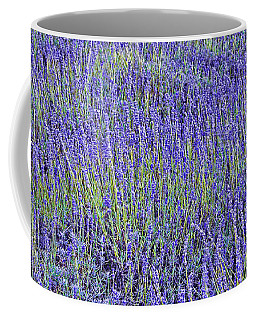 Lavender Fields Coffee Mug by Jane McIlroy