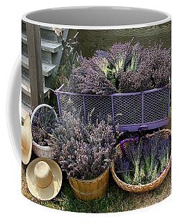 Lavender Harvest Coffee Mug