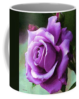 Lavender Lady Coffee Mug