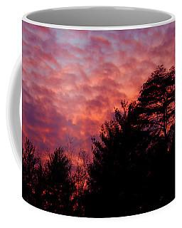 Lavender Skies Coffee Mug