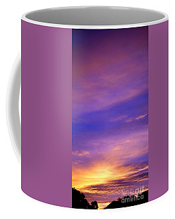 Coffee Mug featuring the photograph Lavender Sunrise by Sue Halstenberg