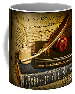 Lawyer - The Constitutional Lawyer Coffee Mug