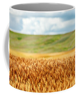 Layers Of Grain Coffee Mug