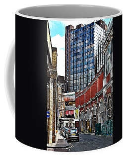Layers Of London Coffee Mug