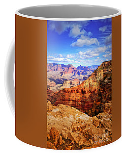 Layers Of The Canyon Coffee Mug by Tara Turner