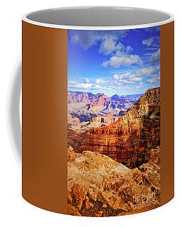 Layers Of The Canyon Coffee Mug