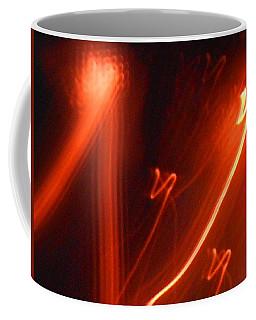 Lazer Ballet Coffee Mug