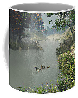 Lazy River Coffee Mug
