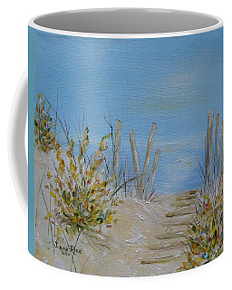 Lbi Peace Coffee Mug