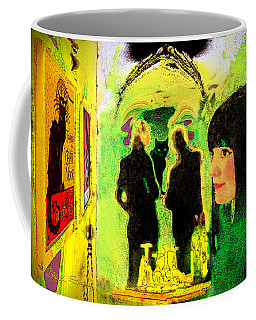 Le Chat Noir Coffee Mug