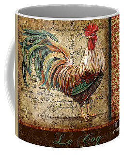 Le Coq-g Coffee Mug by Jean Plout