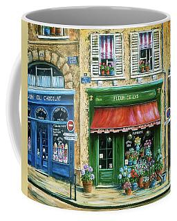 Le Fleuriste Coffee Mug