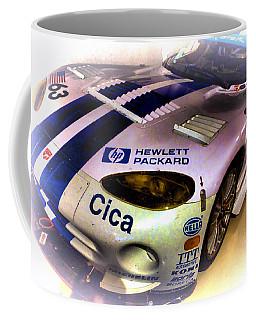 Le Mans 1997 Chrysler Viper Gts  Coffee Mug