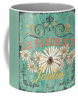 Le Marche Aux Fleurs 6 Coffee Mug