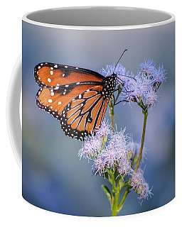 8x10 Metal - Queen Butterfly Coffee Mug