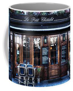 Le Petit Chatelet Paris France Coffee Mug