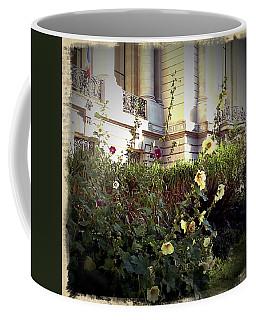 Coffee Mug featuring the photograph Le Petit Fleurs by Glenn DiPaola