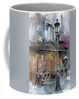 Le Petit Paris Coffee Mug