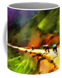 Le Tour De France 02 Coffee Mug