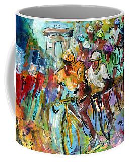 Le Tour De France Madness 02 Coffee Mug