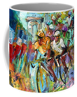Le Tour De France Madness 02 Coffee Mug