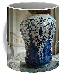 Le Vase Bleu Coffee Mug by Kay Gilley