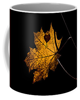 Leaf Leaf Coffee Mug by Leif Sohlman