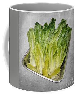 Leaf Lettuce Coffee Mug