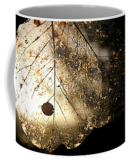 Faerie Wings II Coffee Mug by Katie Wing Vigil
