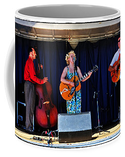 Coffee Mug featuring the photograph Leah And Her J Walkers by Mike Martin