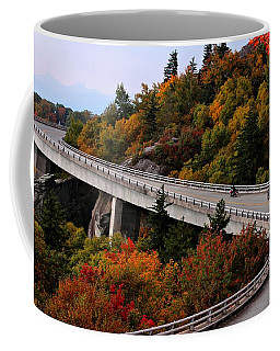 Lean In For A Ride Coffee Mug