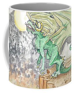 Leaping Dragon Coffee Mug