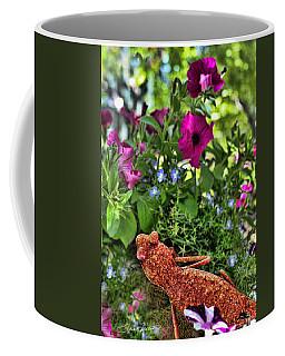 Leaping Lizards Coffee Mug