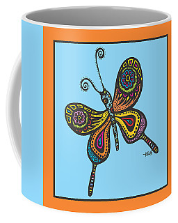 Learning To Fly Coffee Mug by Tanielle Childers