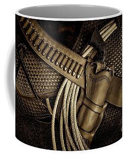Leather And Lead Coffee Mug