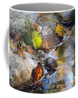 Leaves And Needles Coffee Mug
