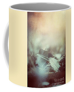 Leaves Of Time  Coffee Mug by Trish Mistric