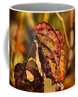 Leaving Autumn Coffee Mug