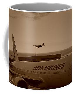 Leaving Japan Coffee Mug