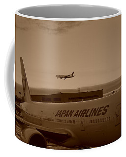 Leaving Japan Coffee Mug