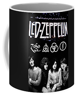 Led Zeppelin Coffee Mug
