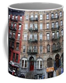 Led Zeppelin Physical Graffiti Building Coffee Mug