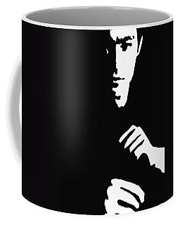 Lee Ready To Kick Some Ass Coffee Mug